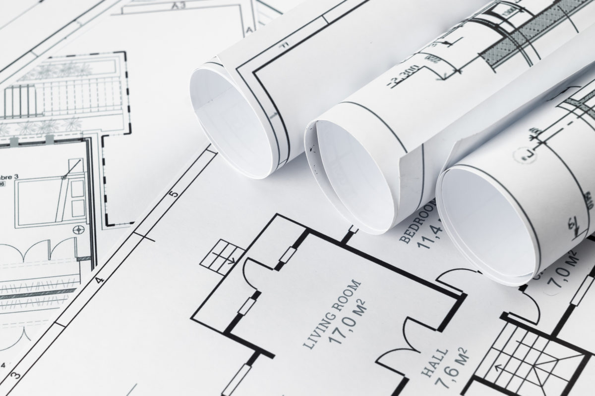 BUILDING EXTERIOR ARCHITECTURAL DIAGRAM DRAWING ART PRINT Poster A4 A3 A2