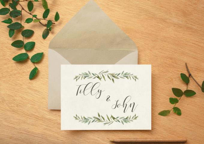 Invitation Printing