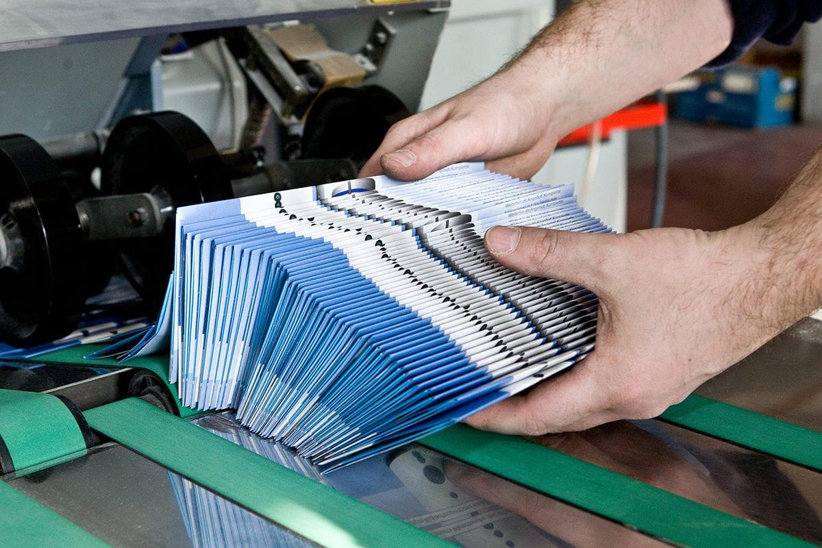 Leaflet & Flyers Printing