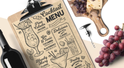 Get the most from your printed menus
