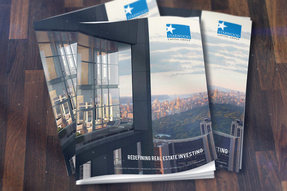 London brochure printing