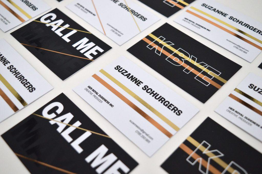 Business Card Printing London
