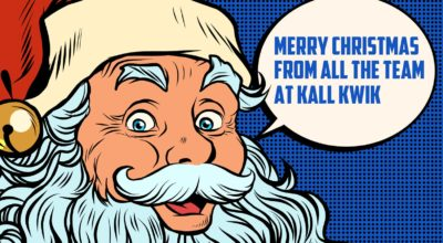 Merry Christmas from Kall Kwik St James's