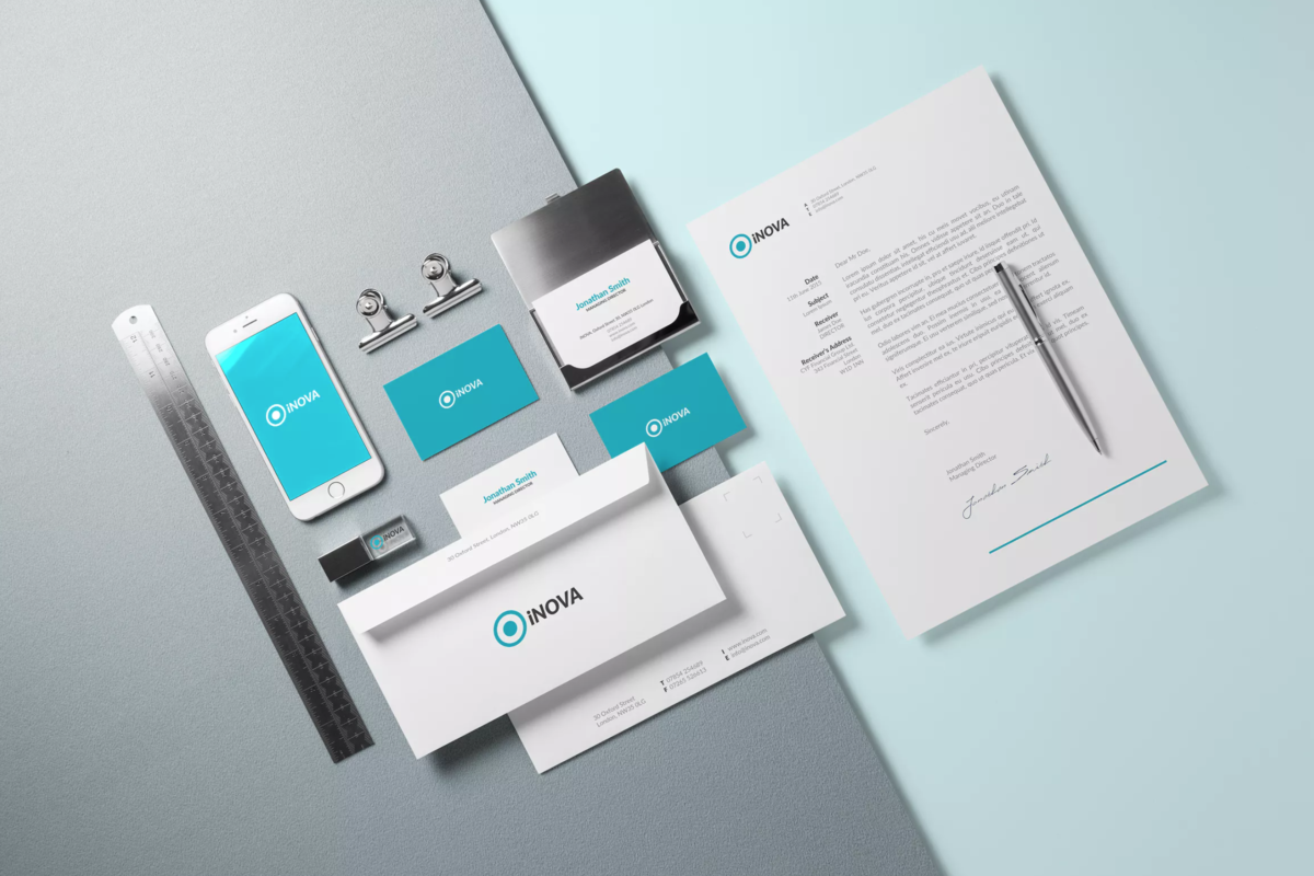 Printed business stationery in London