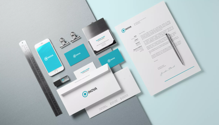 Printed communication tools for business