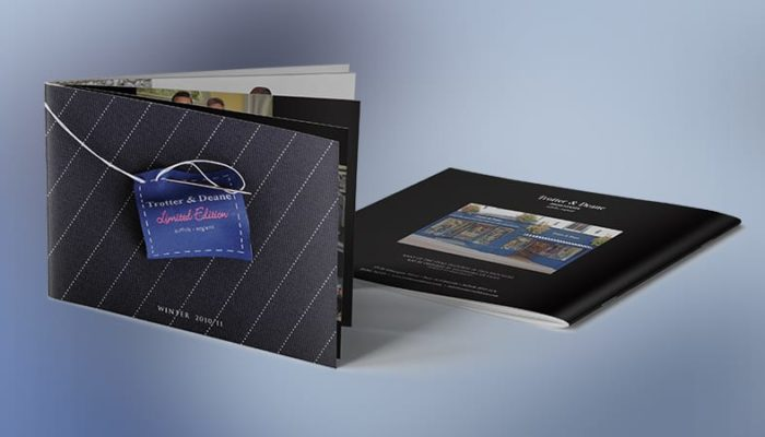 The importance of printed brochures in marketing