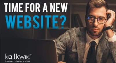 Is it time for a new website?