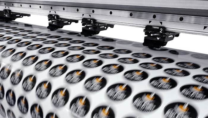 Vinyl printing from Kall Kwik St James's