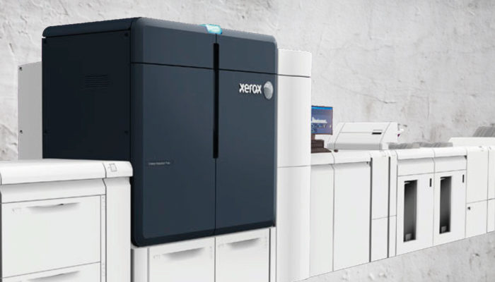 Introducing our new digital printer