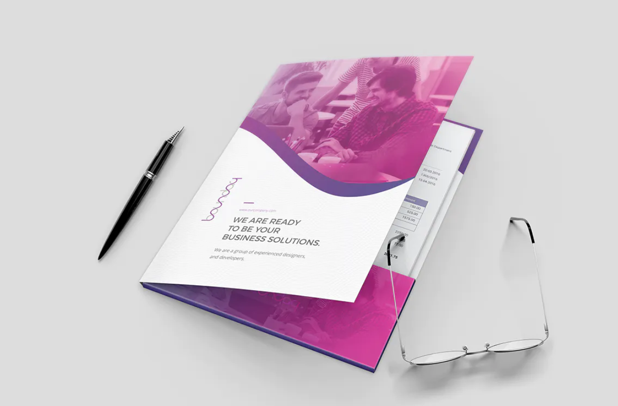 The ultimate guide to printed conference folders and delegate packs