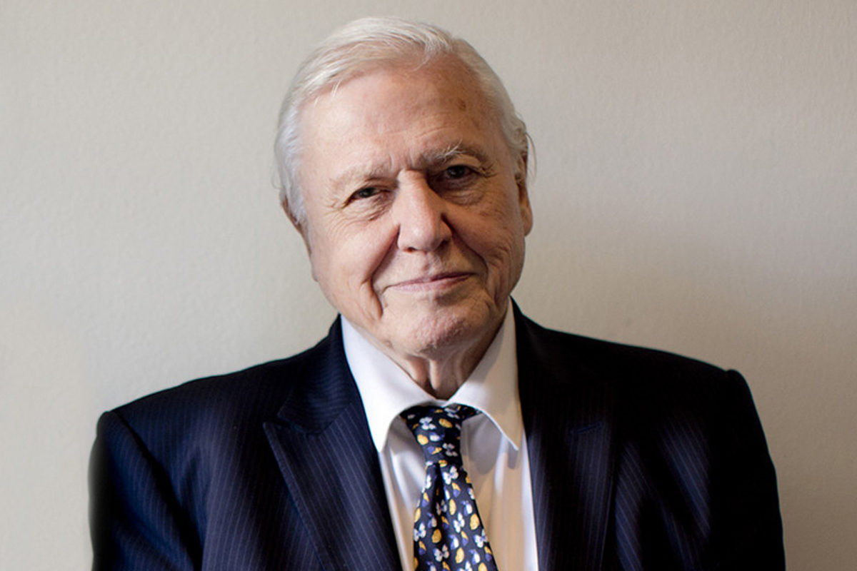 sir David Attenborough world land trust