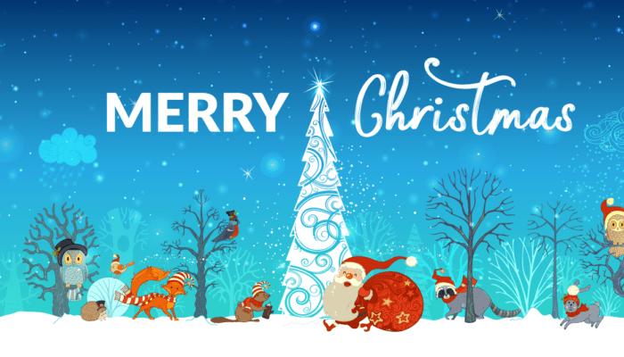 Merry Christmas from Kall Kwik St James's