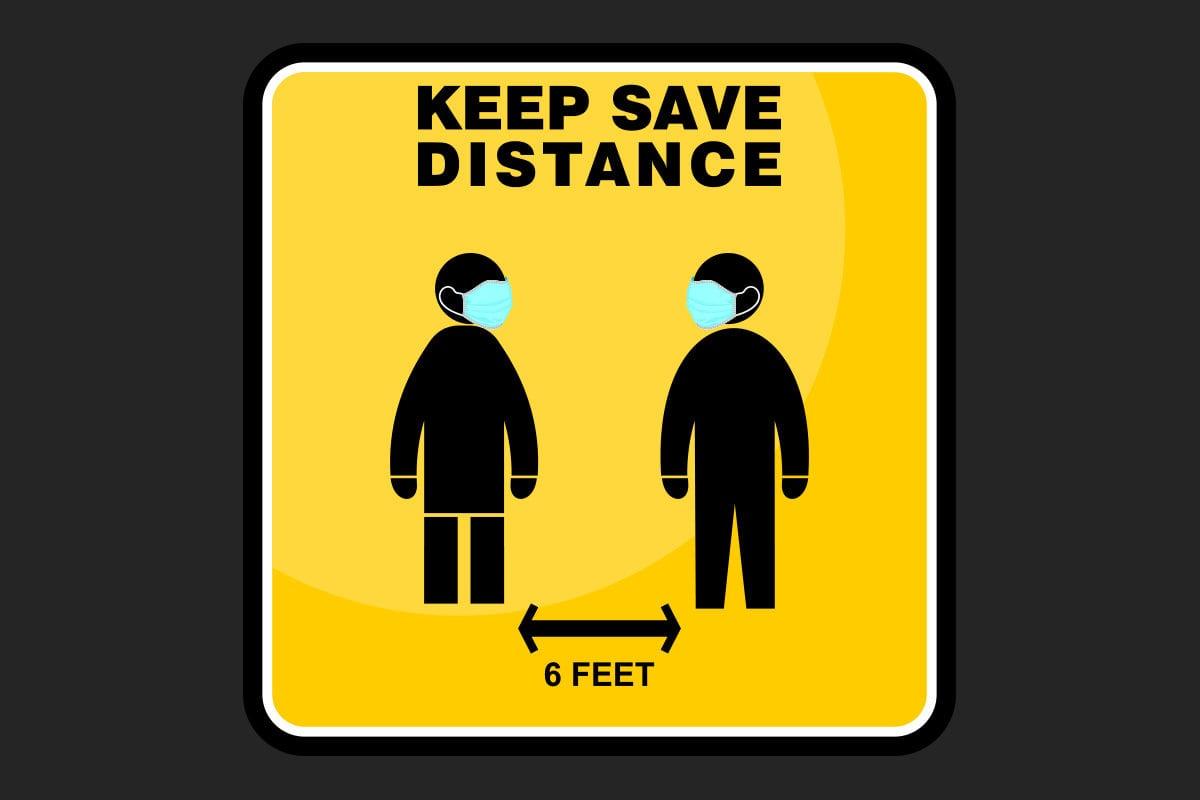 Keep Safe Poster Printing